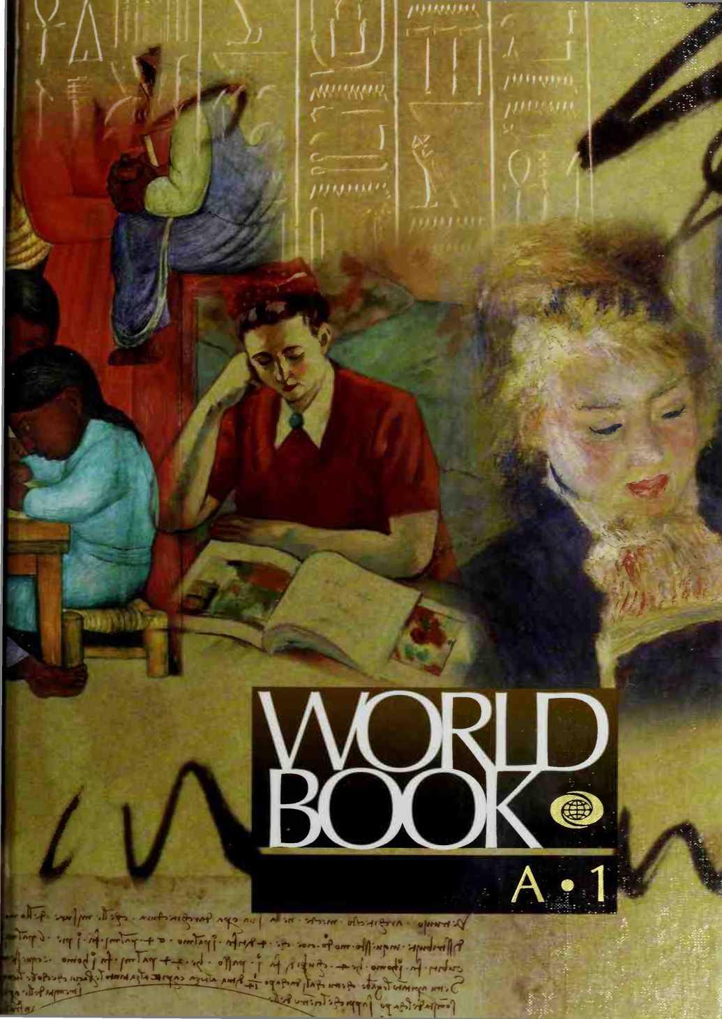 The World Book Encyclopedia.volume 1.2006-1
